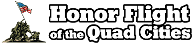 Honor Flight of the Quad Cities